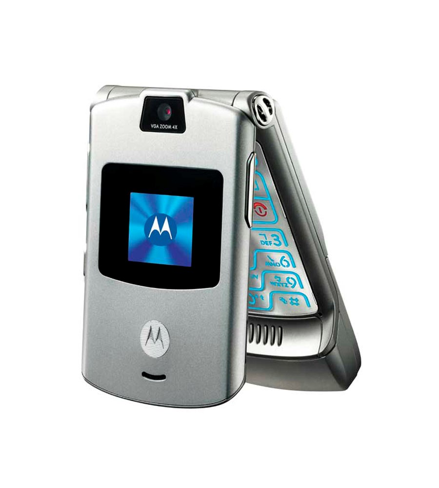 11- Motorola RAZR V3