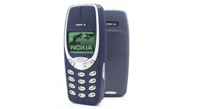 12- Nokia 3310