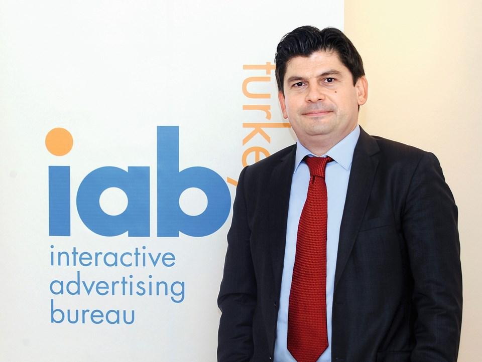 IAB Türkiye Yönetim Kurulu Başkanı Dr. Mahmut Kurşun