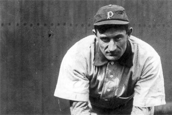 Honus Wagner'in beyzbol kartı
