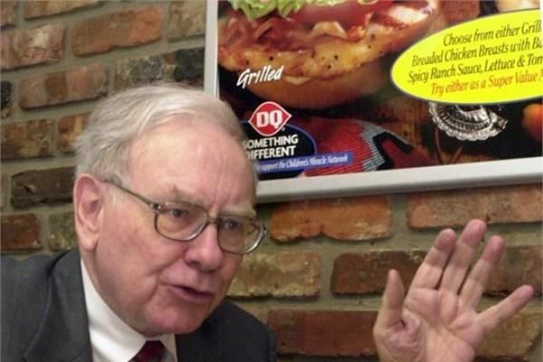 Warren Buffett ile öğle yemeği