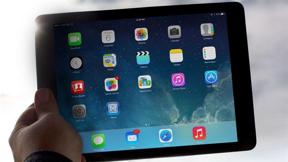 iPad Air Plus iddiası
