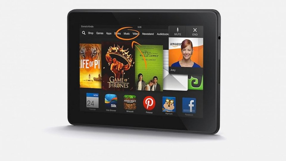 iPad mini'nin en büyük rakibi