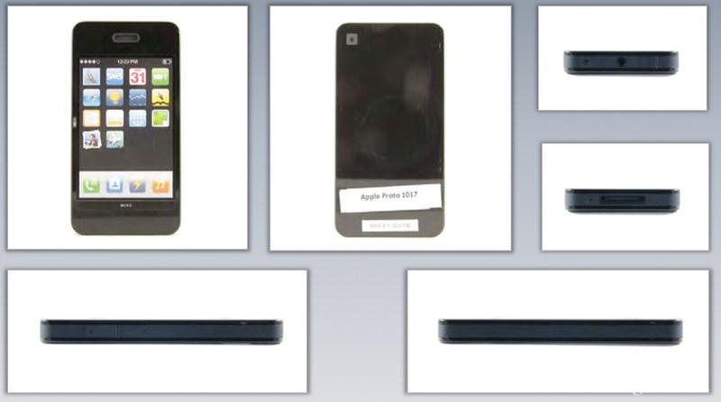 iPad ve iPhone'un prototiplerine ait fotoğraflar