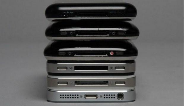 iPHONE'UN EVRİMİ