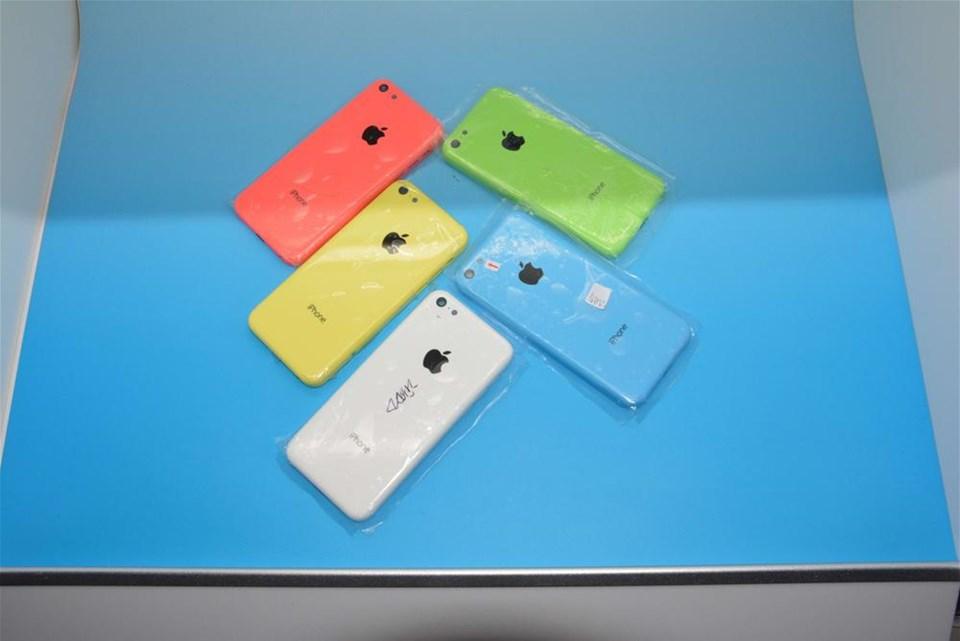 iPhone 5C kılıflarına ait en son sızıntı
