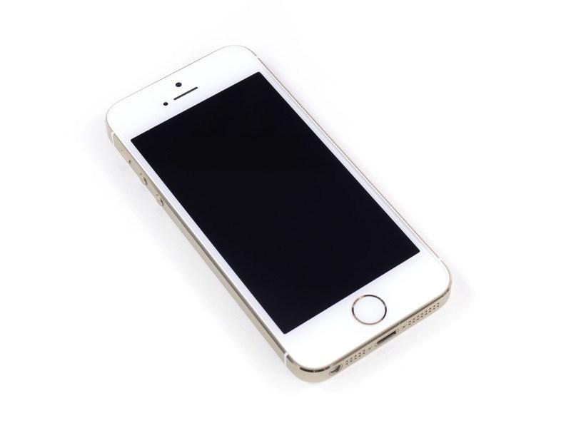 iPhone 5S'i parçalarına ayırdılar