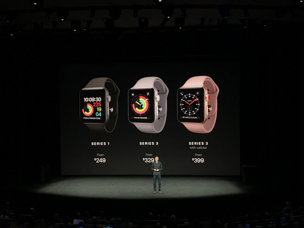 APPLE WATCH S3 FİYATI