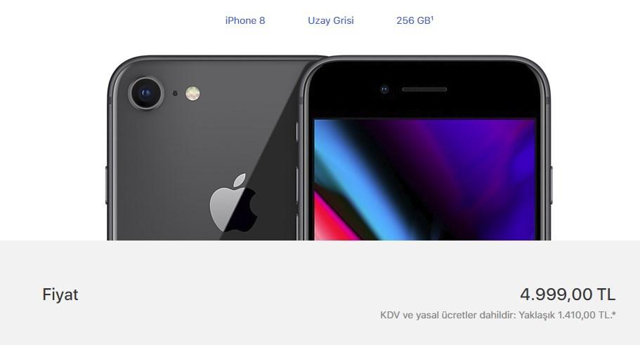 iPhone 8 (256 GB)