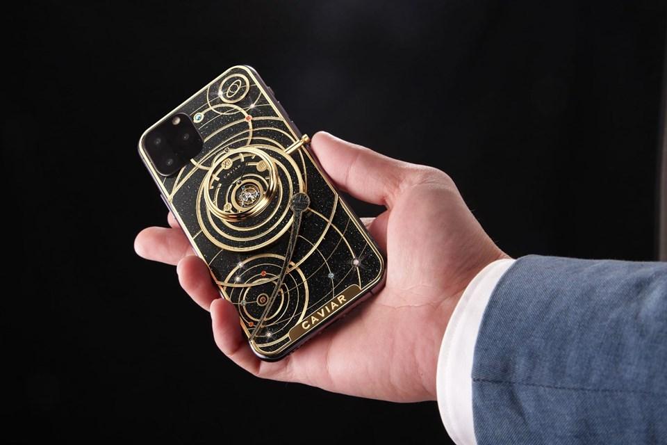 İŞTE 286 BİN TL'LİK İPHONE 11