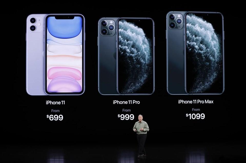 1099 DOLARLIK iPHONE 11 PRO MAX'İN MALİYETİ NE KADAR?