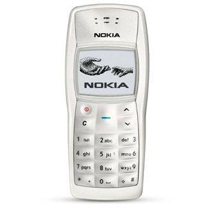 1- Nokia 1100
