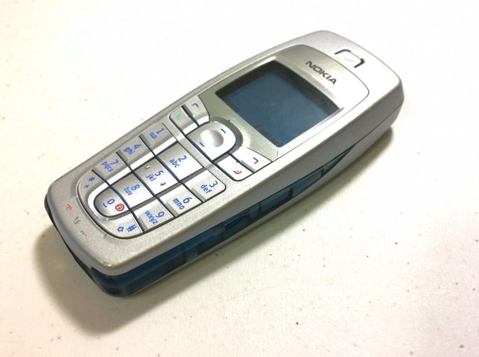 15- Nokia 6010