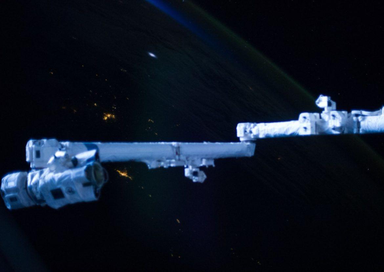 ISS'derobot kolun tamiratı sona eriyor | NTV