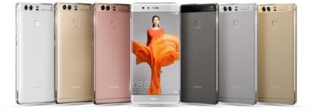 HuaweiP10 veHuaweiP10 Plus