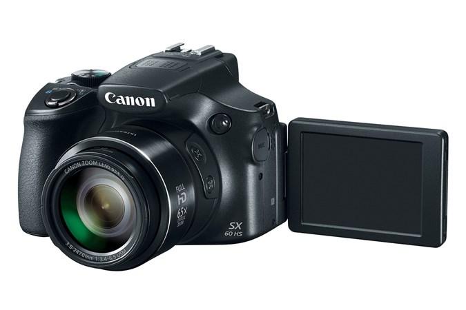 CanonPowerShotSX60 HS