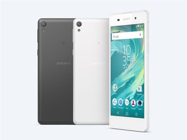 SonyXperiaE5