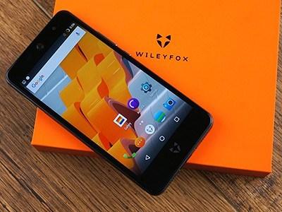 WileyfoxSwift 2 Plus