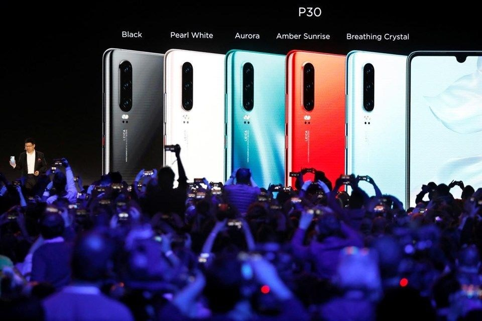 HuaweiP30 Pro: Fiyatı 6.999 TL