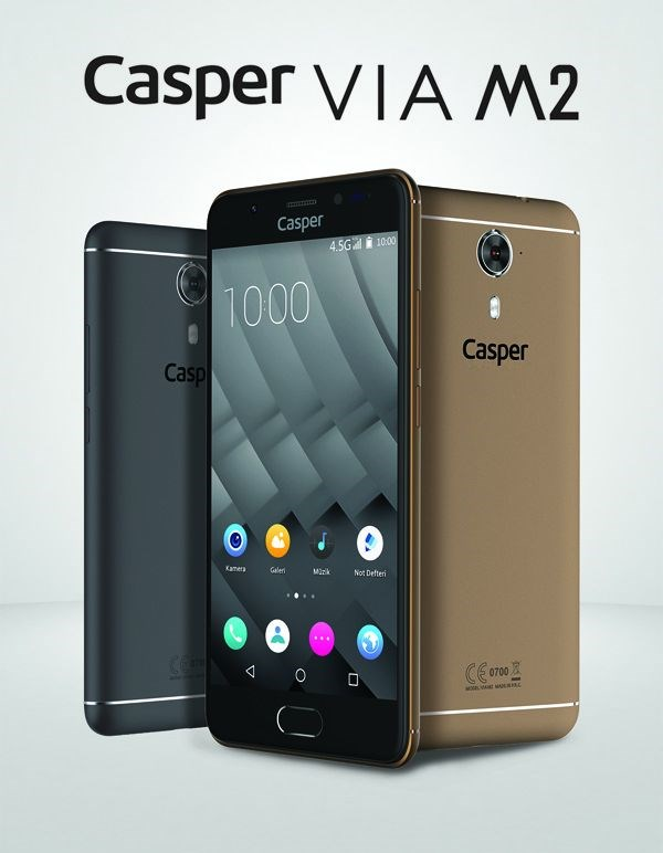 CasperVIA M2