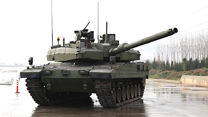 Türkiye'nin silahları, türkiye nin silah gücü, ALTAY TANKI