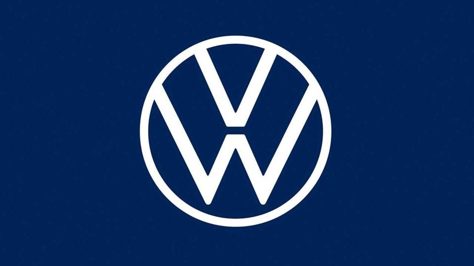 İşte Volkswagen'in yeni logosu