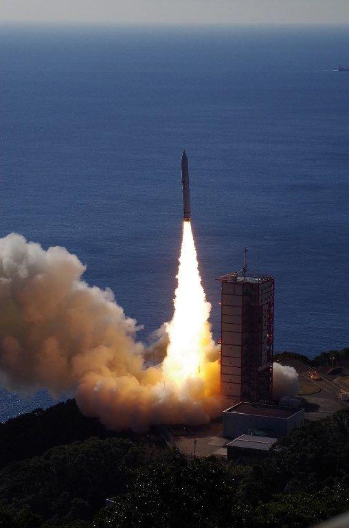 Japonya, yapay meteor yağmuru uydusu fırlattı