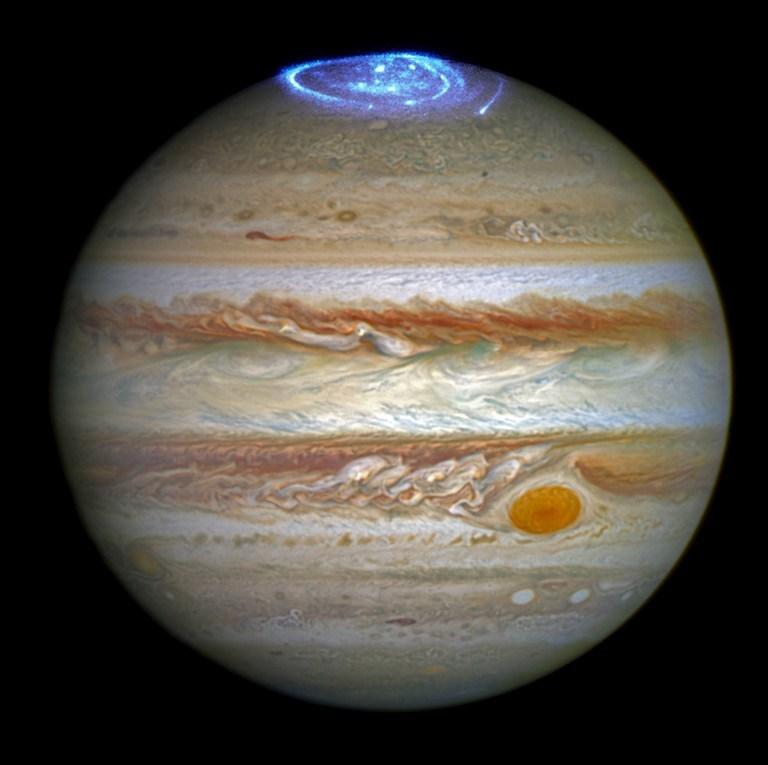 Juno 4 Temmuz'da Jüpiter'e varacak