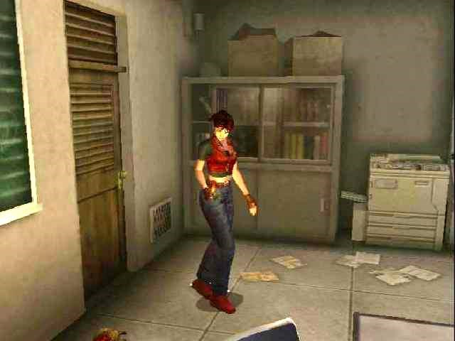 Resident Evil: Code: Veronica X