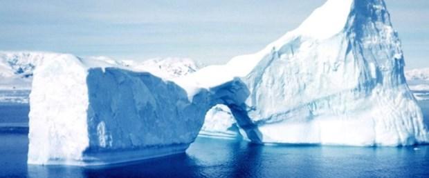 Kuzey Kutbu'nun karbon salınımı yakıtları geçebilir