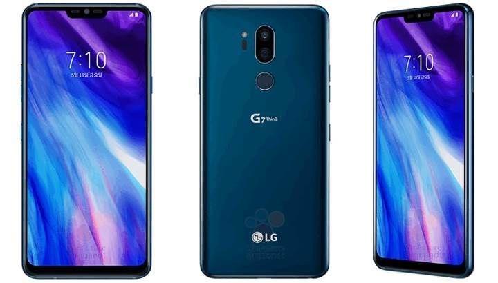 LG G7 ThinQ Türkiye'de (LG G7 ThinQ hakkında bilmeniz