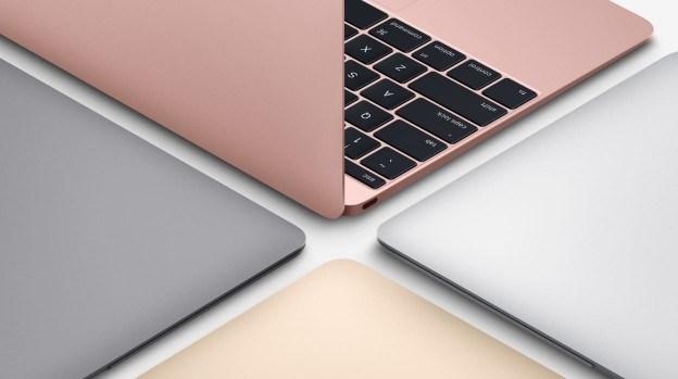 Yenilenmiş klavye ile karşımıza çikan MacBook, yeni Force Touch trackpad'i de kullanıcının beğenisine sunuyor.