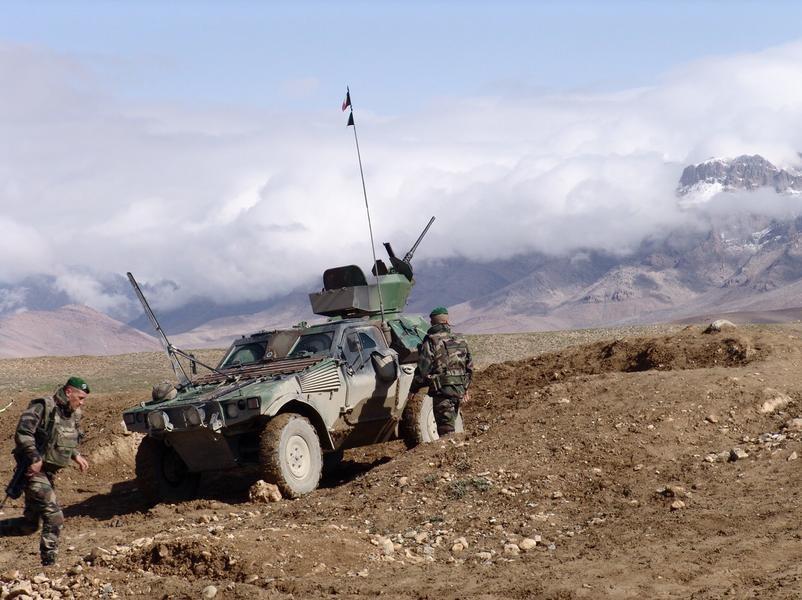 Fransız Humvee