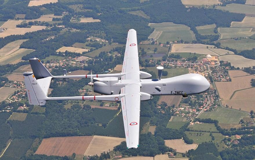 Fransızların insansız hava aracı