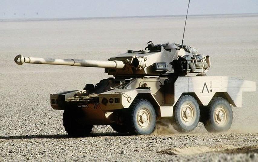 Zırhlı arazi aracı