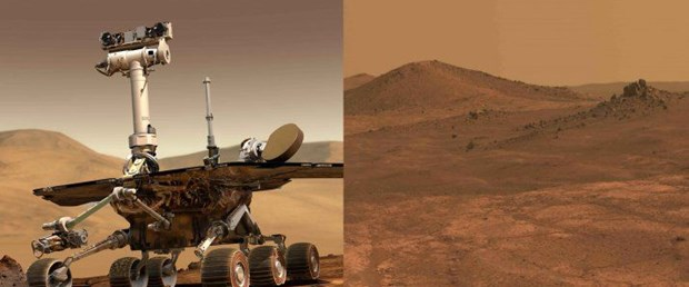 Mars keşif aracı Opportunity'le bağlantı kesildi