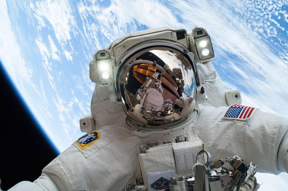 NASA'DA ASTRONOT OLMA REHBERİ