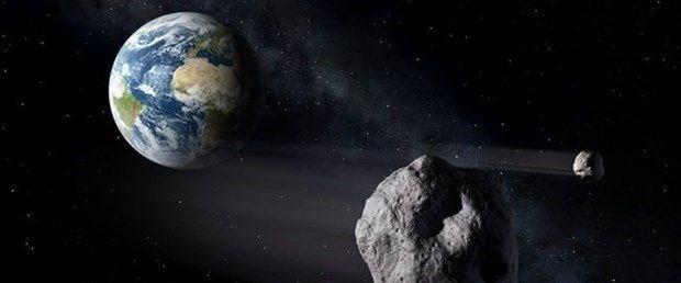 NASA ASTEROİD'LERE KARŞI KULLANACAĞI SİLAHI İÇİN TARİH VERDİ