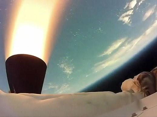 Test edilen uzay aracının uzun vadede Mars'ayapılacak yolculuklarda kullanılması planlanıyor.