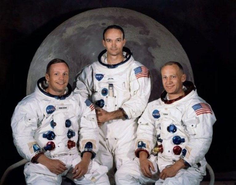 NASA'DAN İKONİK AY FOTOĞRAFLARI