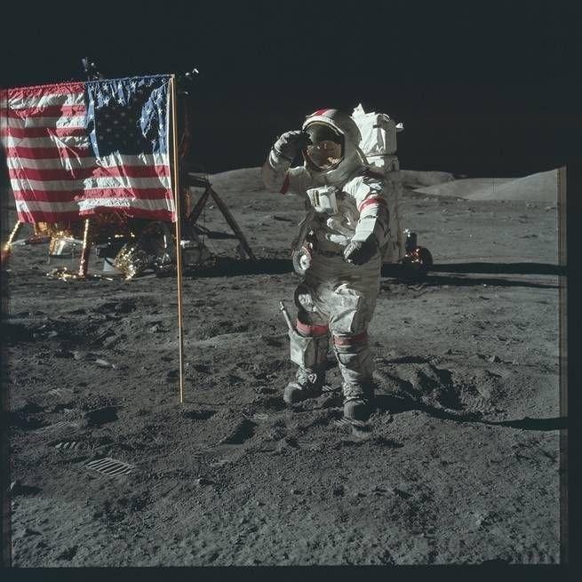 NASA'DAN KOMPLO TEORİLERİNİ SUSTURACAK PAYLAŞIM