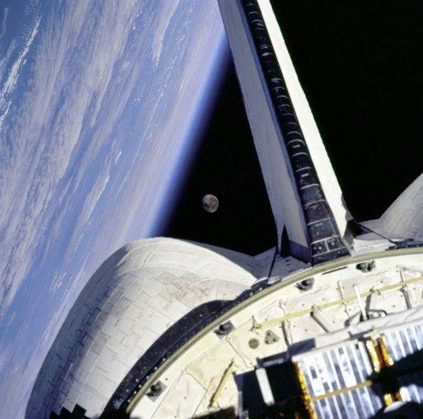 NASA'dan 'astronomik' fotoğraflar