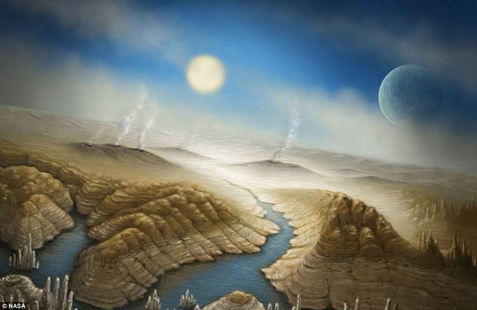 NASA'dan Çığır Açacak Keşif »