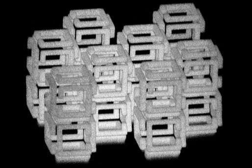 Nesneleri nano ölçekte şekillendirmenin yolu bulundu