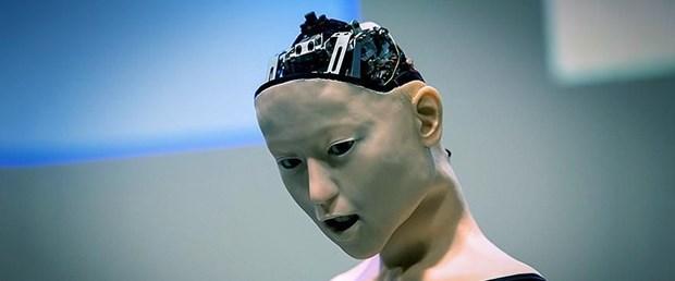 yapay zeka robot çin