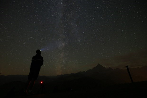 Orionidmeteoryağmuru nedir?