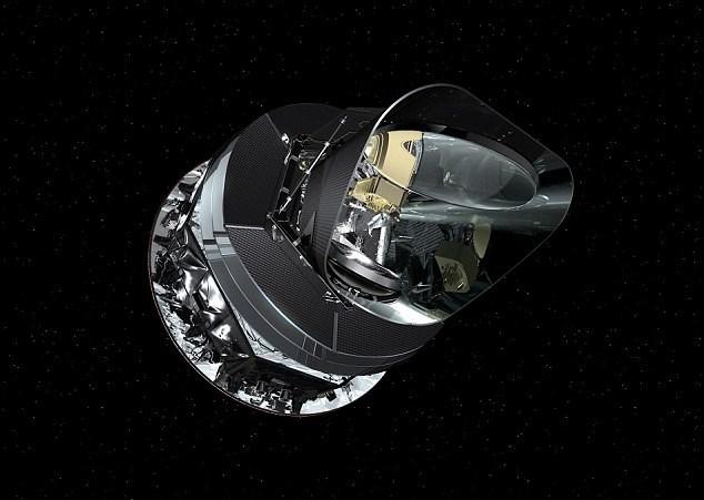 ESA'nınPlanck Uzay Teleskobu, bir süredir evrenimizin kozmik mikrodalga arka planını çıkarıyor.