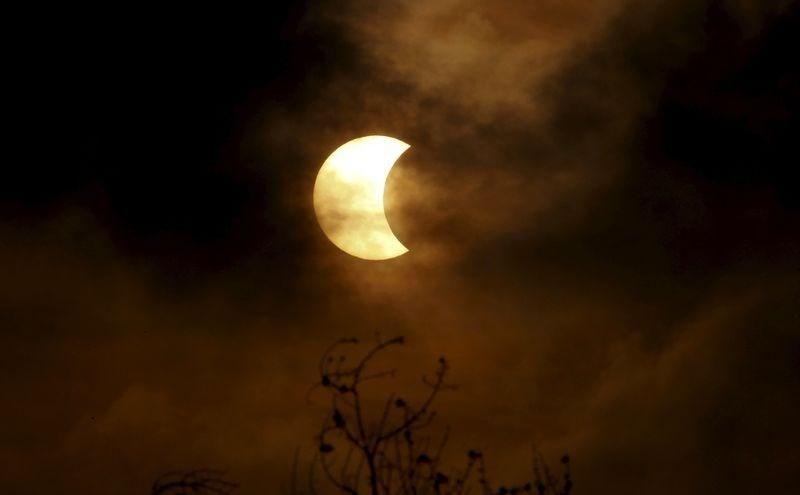Parçalı Güneş tutulması nedir, Parçalı Güneş tutulması ne zaman