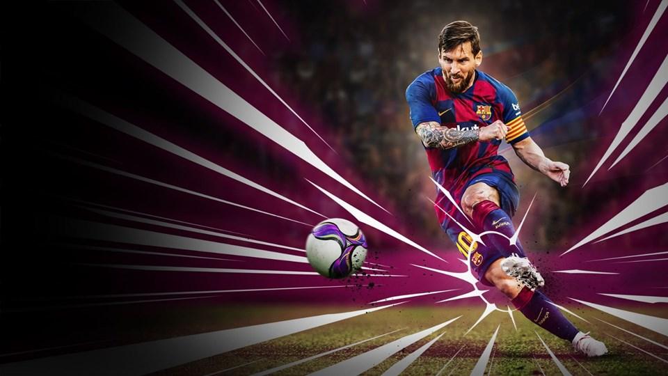 eFOOTBALL PES 2020 GELİYORİŞTE KONAMİ'NİN YENİ OYUNU