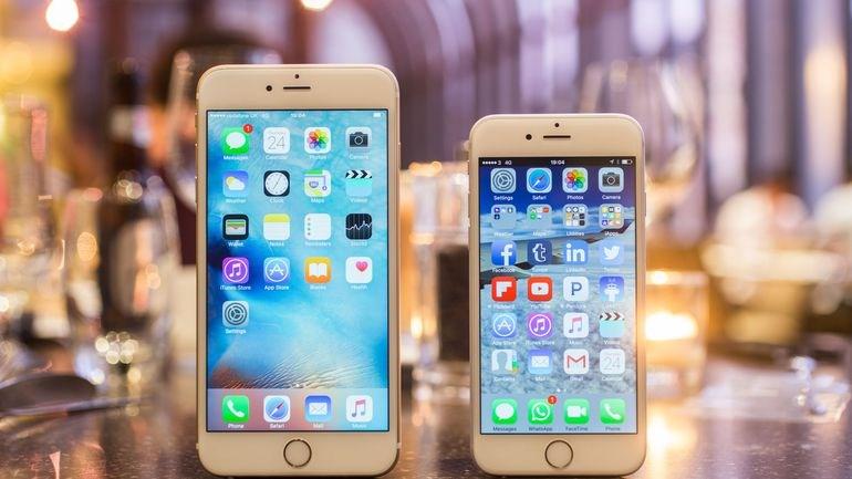 iPhone6S Plus